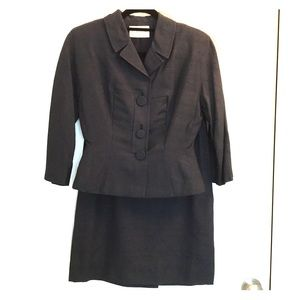 Jackets & Blazers - ✨Vintage Women's Blazer and Skirt